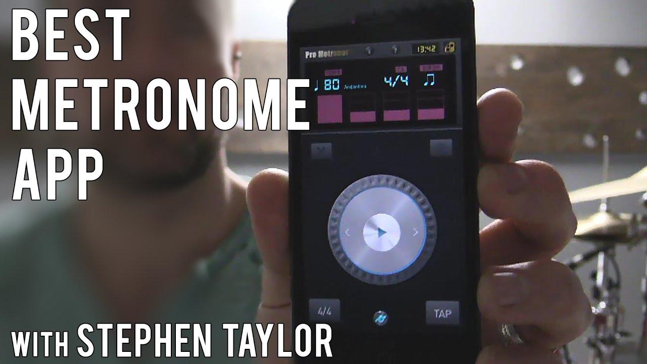 BEST METRONOME APP - Diddles & Beats #13