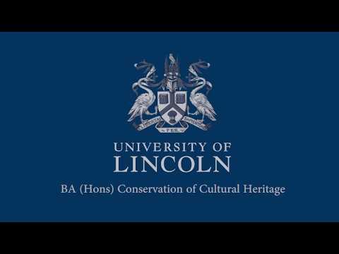BA (Hons) Conservation of Cultural Heritage