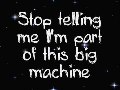 Miley Cyrus-Robot Lyrics (Full HQ Studio Version)