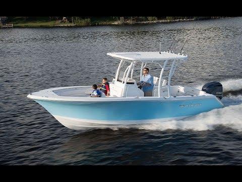 Sea Hunt Boats | Edge 24 | Family Fishing Boat
