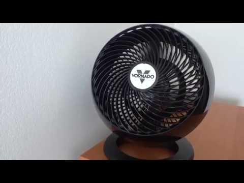 Reviewed-  Vornado 660 Air Circulator Fan