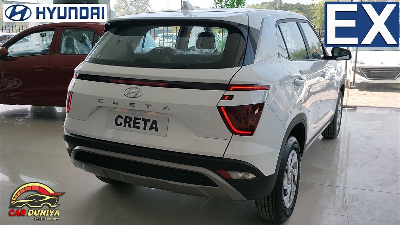 2020 Hyundai Creta Ex Petrol Base Diesel Bs6 Price Features Detailed Review Youtube