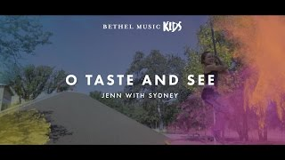 O Taste and See (Song Story) // Come Alive // Bethel Music Kids