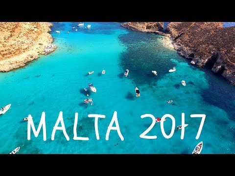 Malta 2017 - GoPro Hero 5 & Drone Travel
