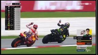 Hasil Kualifikasi MotoGP Sepang Malaysia 2017 [HD]
