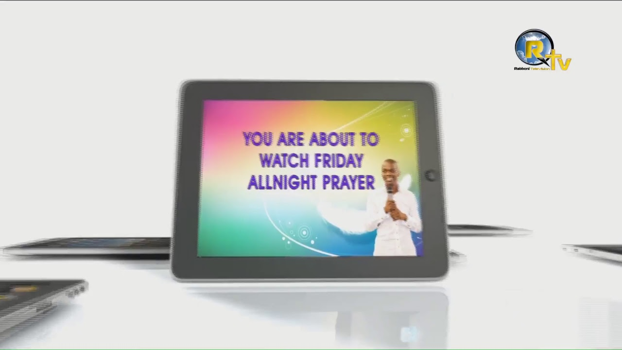 RTV Decoder Settings - Rabboni Centre Ministries