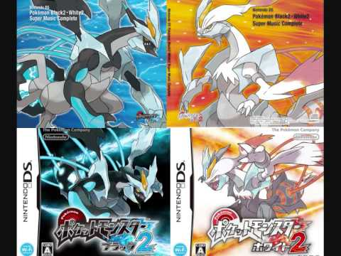 Shadow Triad's Theme - Pokémon Black2/White2