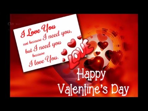 Valentines day message images 2016 cards wallpapers for gf bf youtube valentines day message images 2016 cards wallpapers for gf bf m4hsunfo