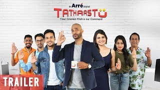 Tathaastu - Your Craziest Wish Is Our Command Trailer | An Arre Original Web Series