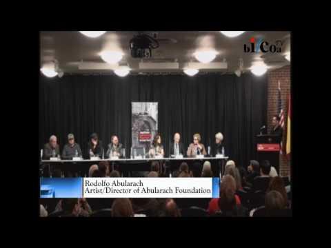 Encuentro en torno a la cultura Latino/Ibero-Americana, Instituto Cervantes
