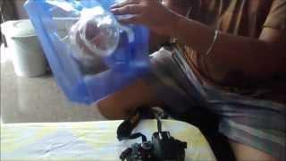 20M Waterproof DSLR SLR digital Camera outdoor Underwater Housing Case Pouch Dry Bag