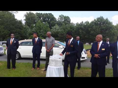 J.B, Funeral Home Dove Releas