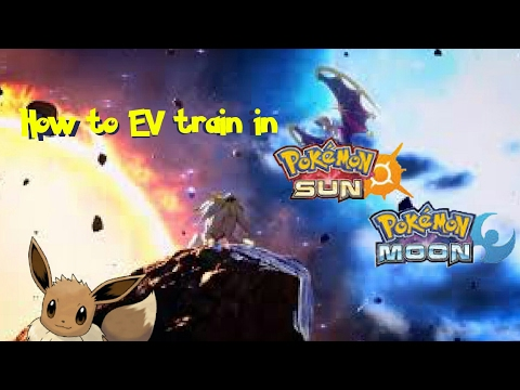 How To EV Train in Pokémon Sun and Moon