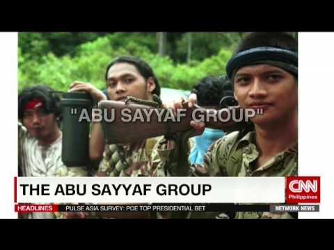 The Abu Sayyaf Group