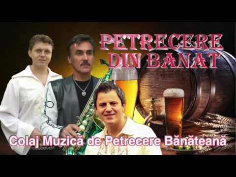 Colaj Nou Hore si Sarbe Banatene, Muzica Veche de Petrecere