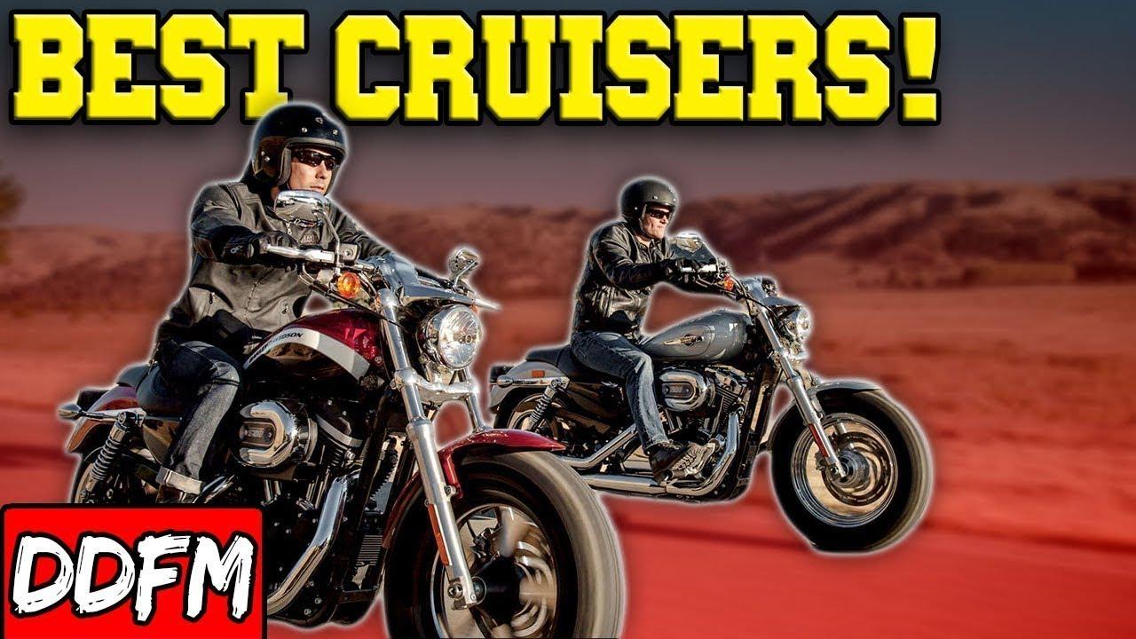 5 Best Beginner Cruiser Motorcycles!