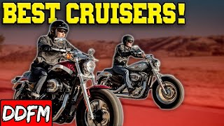 5 Best Beginner Cruiser Motorcycles of 2017!