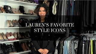 How To Develop Your Personal Style Using Style Icons