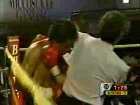 Miguel Angel Gonzalez VS Kostya Tszyu Round 5
