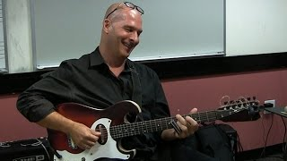 David Tronzo - Slide and Prepared Guitar Masterclass