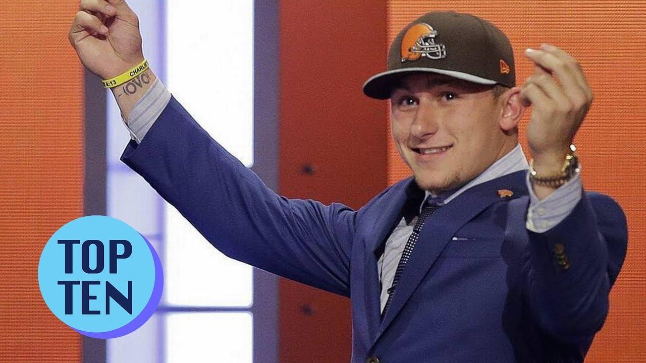 NFL Mock Draft Database