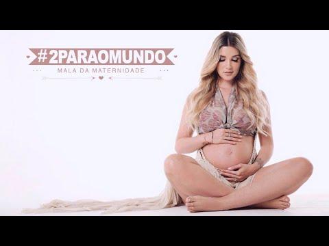 #2ParaOMundo | Preparando a mala da maternidade