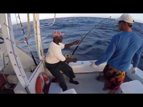 Deepsea Fishing March 2016 Barbados