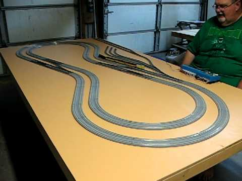 New N-Scale Train Layout From Start to Finish – Part 1=+