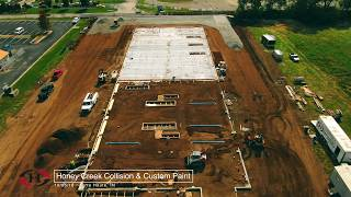 Honey Creek Collision - Update Video #1 (Earthwork)
