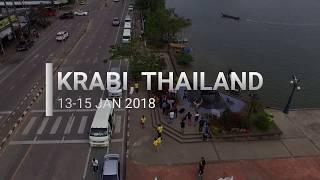 Krabi 2018 with Oppstar Technology