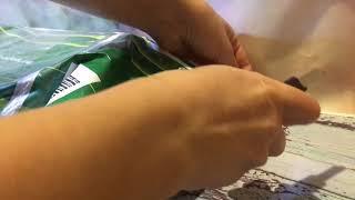 Распаковка посылки торговой марки INSEA, шампунь, бальзам, крем для лица. #распаковка #обзор