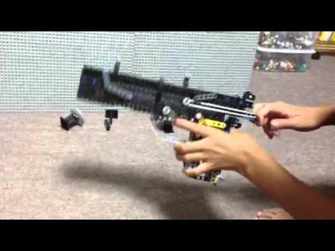 レゴ 銃 - YouTube