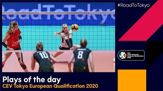 #RoadToTokyo | Plays of the day 2 - Women
