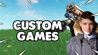 🔥Fortnite LIVE | ⚡️CustomGames! | 💪Skin VERLOSUNG| 🌿Daily Shop! | Justin