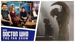 Before The Flood Reactions – Doctor Who: The Fan Show