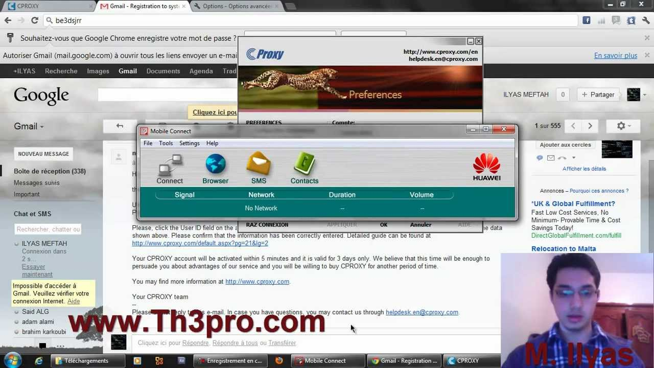 cproxy inwi