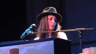 Bright Lights and Cityscapes, Sara Bareilles, Seattle, WA, 2013