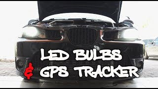 Led Bulbs & Gps Tracker Install & Review I Car Freaks Gr