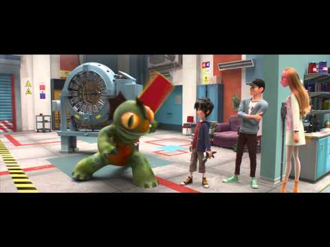 Big Hero 6 - meet Fred | official FIRST LOOK clip (2014) Disney