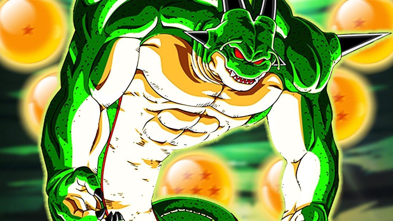 GATHERING ALL 7 NAMEKIAN DRAGON BALLS SUMMONING PORUNGA Dragon Ball Z Dokkan Battle