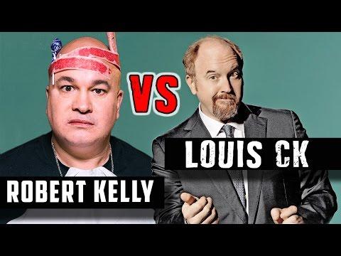 Louis CK on Robert Kelly