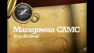 Stirling | Maragowan Caravan & Motorhome Club Site Arrival