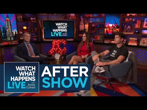 After : Jerry O'Connell On Fellow Bravo Super Michael Rapaport  WWHL
