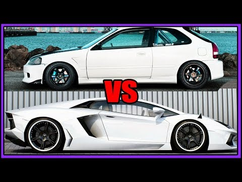 SUPERCARS VS SLEEPERS *INSANE*