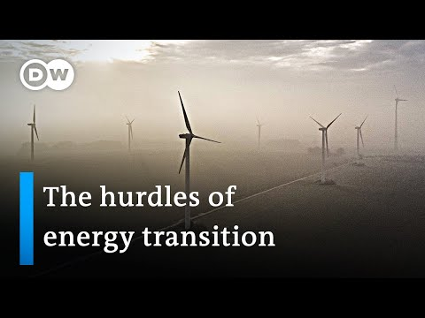 How to convert the energy supply towards renewables? | DW News
