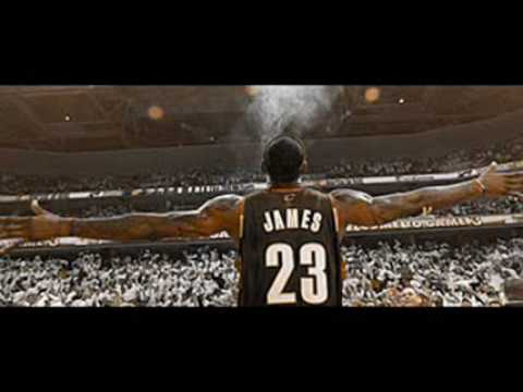 Lebron James joins Dwyane Wade and Chris Bosh in Miami Heat