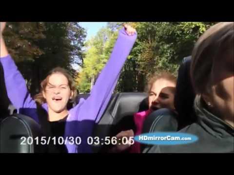 HD Mirror Cam - As Seen On TV Dash Cam