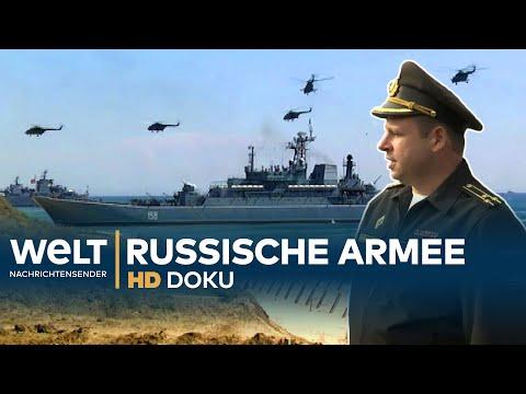 Die RUSSISCHE ARMEE