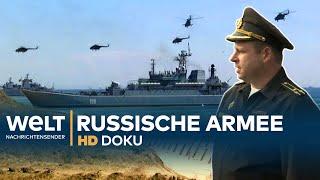 Die RUSSISCHE ARMEE - Modernisiert Aufgerstet  Wiedererstarkt  HD Doku