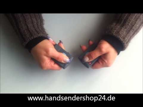 h rmann handsender programmieren youtube. Black Bedroom Furniture Sets. Home Design Ideas